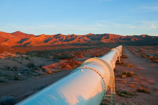 Klucz do gazowej niepodległości