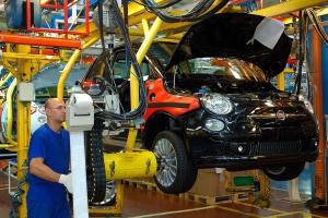 270 tys. samochodów wyjedzie w 2017 r. z fabryki Fiat Chrysler Automobiles w Tychach