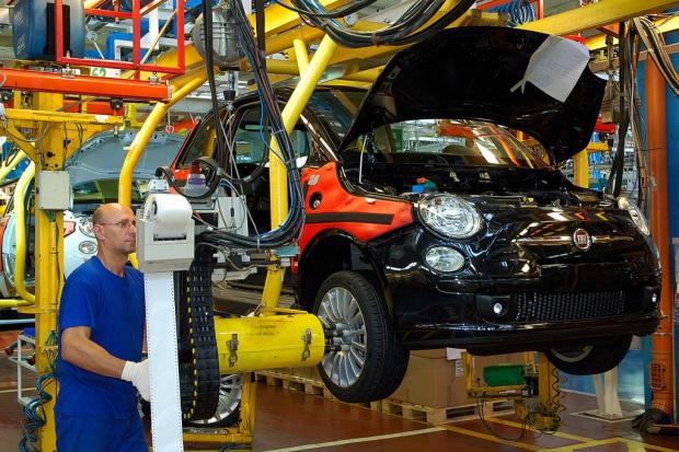 Tyska fabryka FCA liczy na wzrost produkcji w 2017