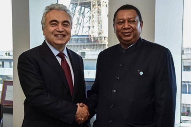 Sekretarz generalny OPEC spotkał się z szefem MAE