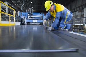 Walcownia w Dalzell wznawia produkcję