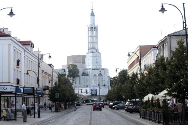 Kolejne przedłużenie przetargu na przebudowę dojazdu do centrum Białegostoku