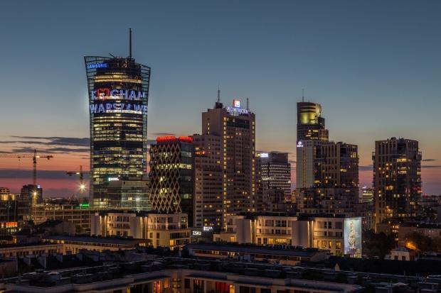 Ghelamco wprowadziło się na 41. piętro Warsaw Spire