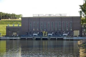 Ciąg dalszy modernizacji kanału derywacyjnego EW Dychów