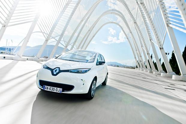Najwięcej e-aut od Aliansu Renault-Nissan