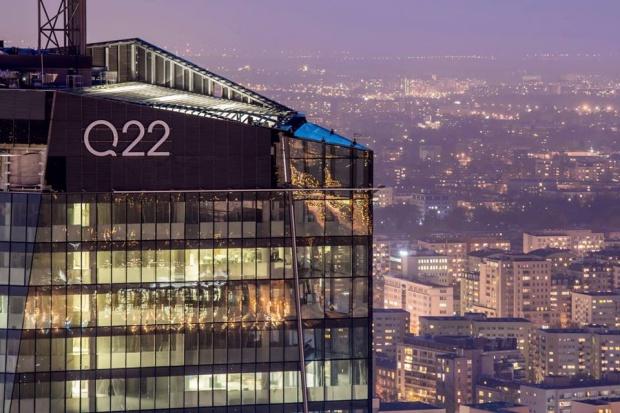 Echo Investment wynajęło już blisko 80 proc. wieżowca Q22