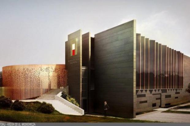 Skanska rozpoczęła budowę nowej siedziby Archiwum Państwowego w Białymstoku