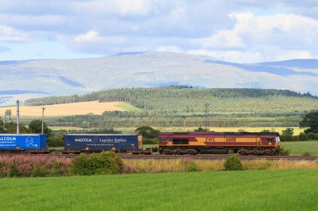 Główne cele strategii dla kolei cargo w Wielkiej Brytanii