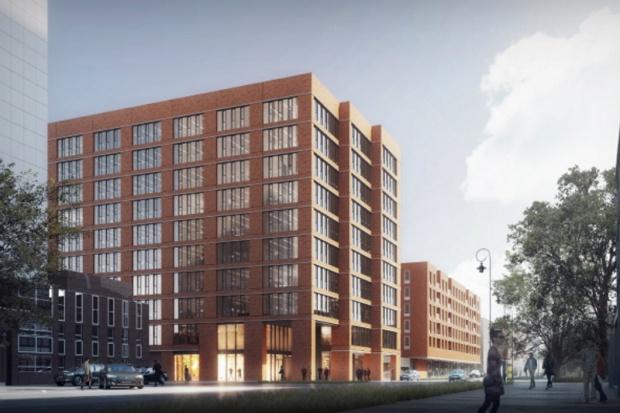 Apollo-Rida wybuduje biurowiec i mieszkania w centrum Gdańska