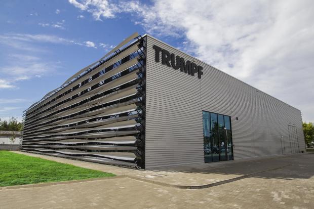 Nowa siedziba Trumpf w Polsce
