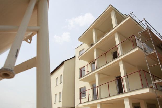 Ponad 9 proc. wzrostu liczby mieszkań oddanych do użytku