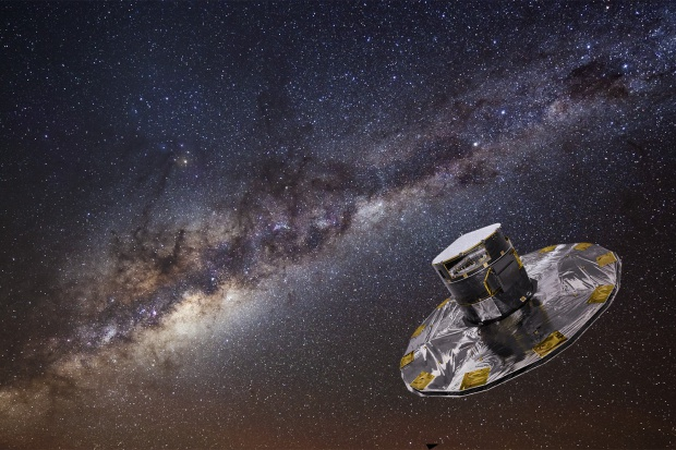 Airbus tworzy mapy nieba