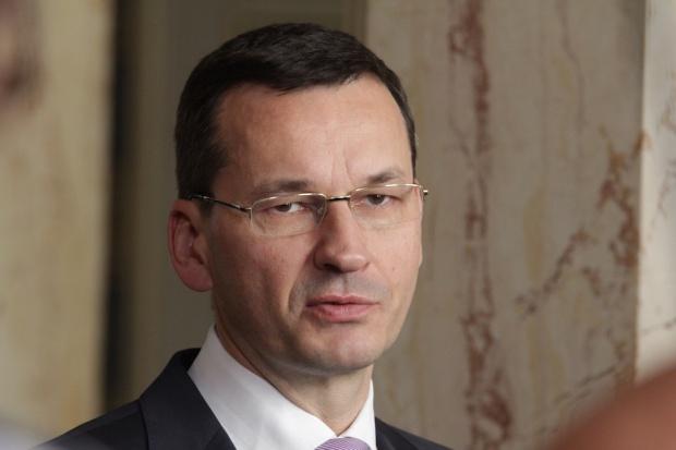 Morawiecki: proces likwidacji Ministerstwa Skarbu Państwa przebiega zgodnie z planem