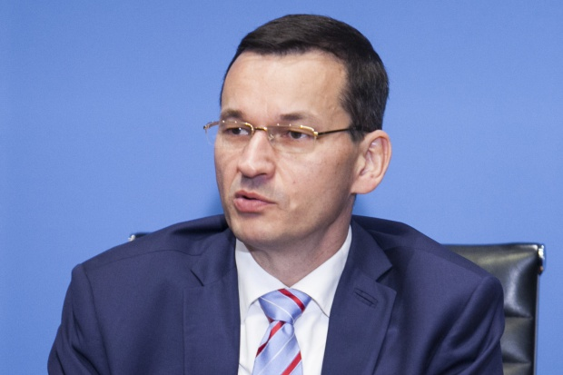 Morawiecki: prognoza PKB za cały 2016 rok wynosi 3,4 proc.