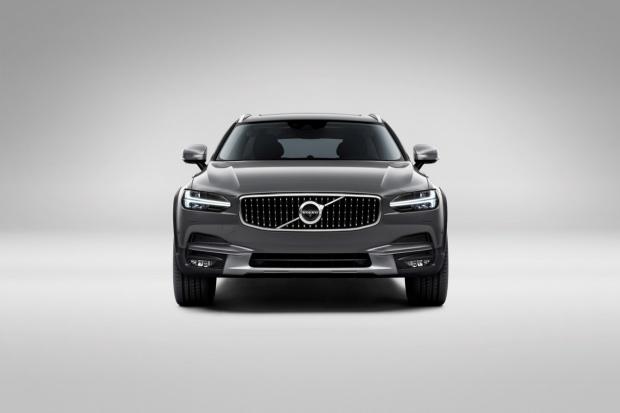 Na każdą pogodę: nowy Volvo V90 Cross Country