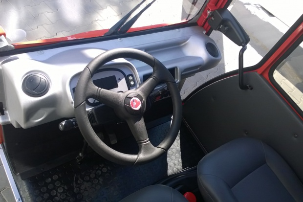 Elektryczny samochód dostawczy Ursusa może ruszyć w II kw. 2018 r.