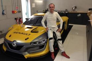 Robert Kubica znowu z Renault