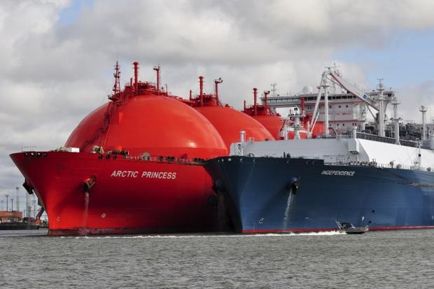 LNG zaczyna drożeć