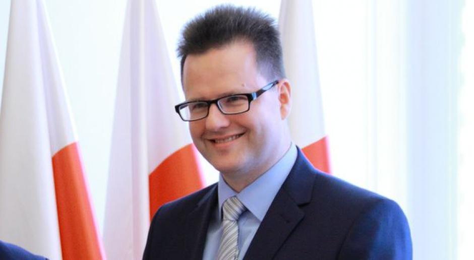 Andrzej Bittel. fot. Ministerstwo Infrastruktury