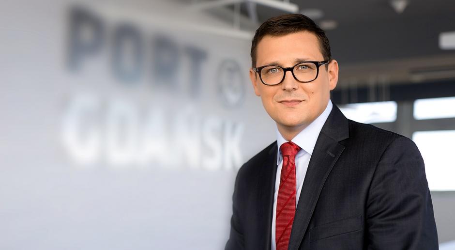 Już niedługo Gdańsk głównym konkurentem portów niemieckich i Beneluksu?