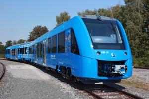Alstom przedstawił zeroemisyjny pociąg