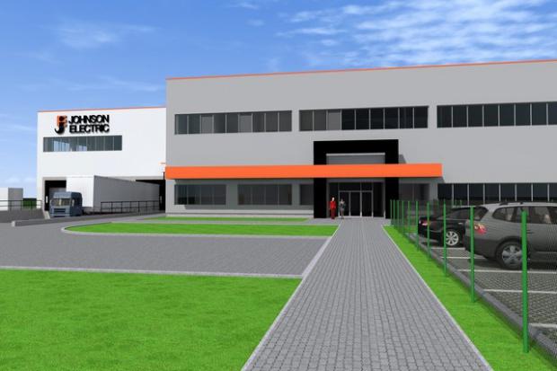 W październiku otwarcie nowej fabryki Johnson Electric w Będzinie