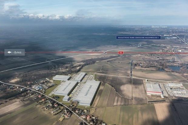 Panattoni wybuduje magazyny dla Raben Logistics Polska