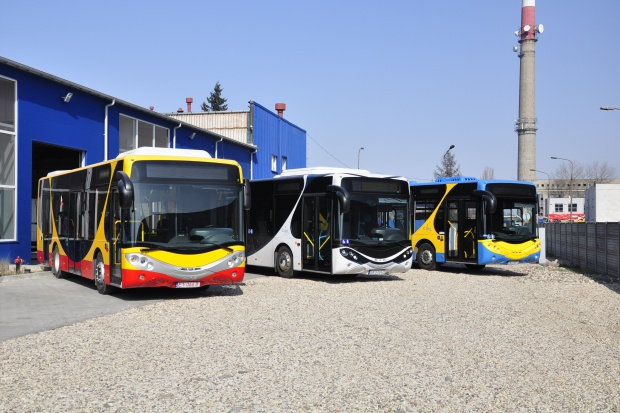 Ursus bliżej wygrania przetargu na autobusy dla Zielonej Góry?