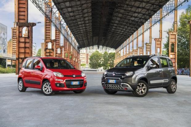 Fiat odświeżył Pandę