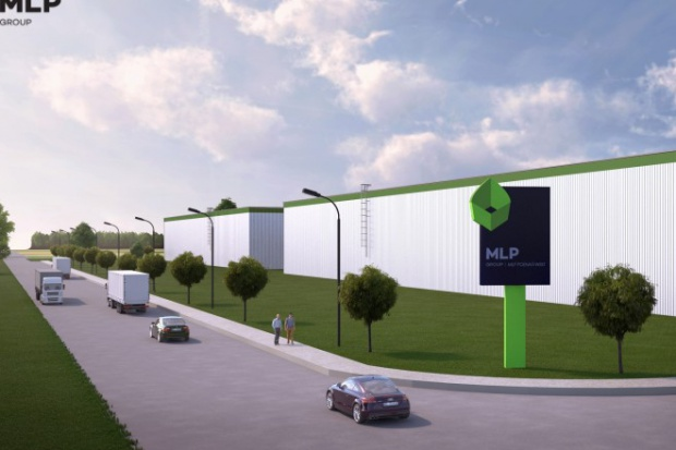 MLP wybuduje duży park logistyczny koło Poznania