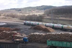 Większa obsługa pociągów na granicy wschodniej