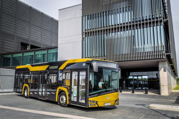 W połowie przyszłego roku na ulicach Krakowa 20 autobusów elektrycznych Solarisa