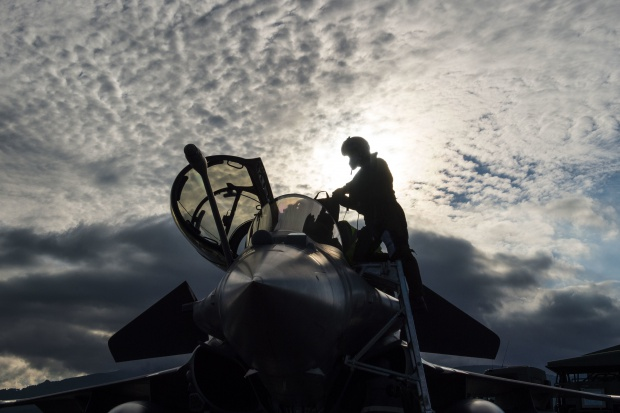 Francja sprzeda Indiom myśliwce Rafale za ok. 8 mld euro