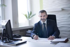 Mariusz Bober, prezes Grupy Azoty: sam się dziwię, że nie oferujemy środków ochrony roślin