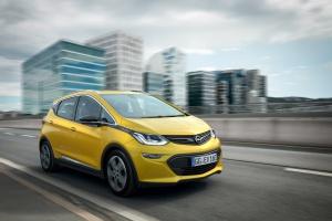 Opel Ampera-e: elektryk wstępnie rewolucyjny