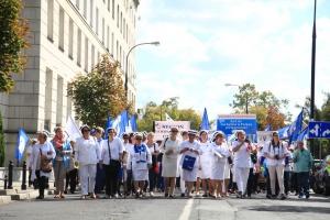Ogólnopolskiego protestu pielęgniarek raczej nie będzie