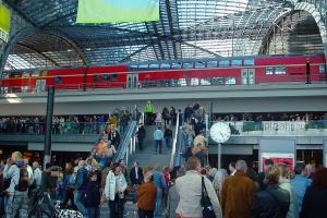 Plaga kradzieży na niemieckich dworcach kolejowych