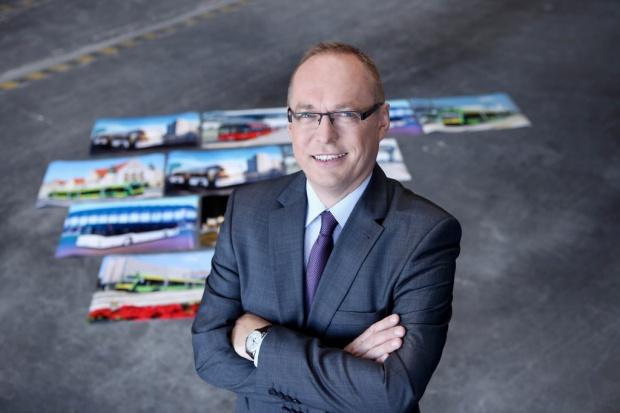 Wiceprezes Solarisa: rośnie zainteresowanie elektrycznymi autobusami