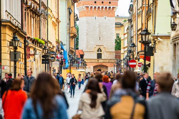 Wyraźny wzrost liczy turystów zagranicznych w Polsce