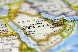 Dron krążący nad stolicą Arabii Saudyjskiej zestrzelony
