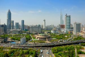 Cztery miasta odgrywają nieproporcjonalnie dużą rolę w gospodarce Chin