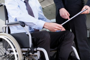 Jest rządowy projekt dot. renty socjalnej dla niepełnosprawnych