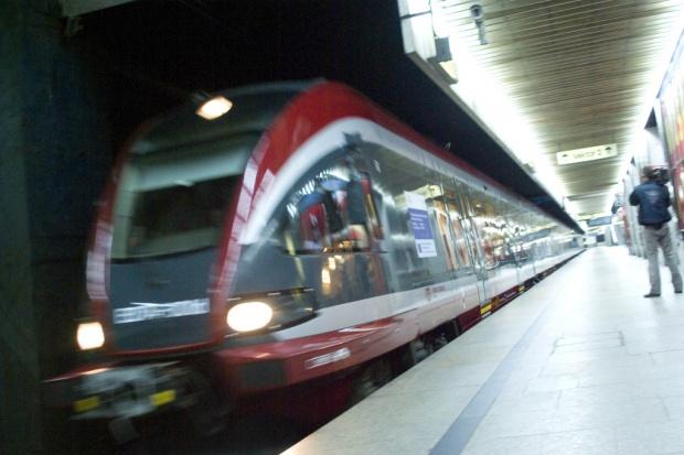 W lutym spadła liczba pasażerów na kolei