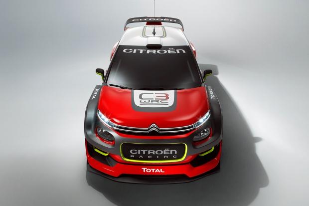 Citroën wraca do WRC