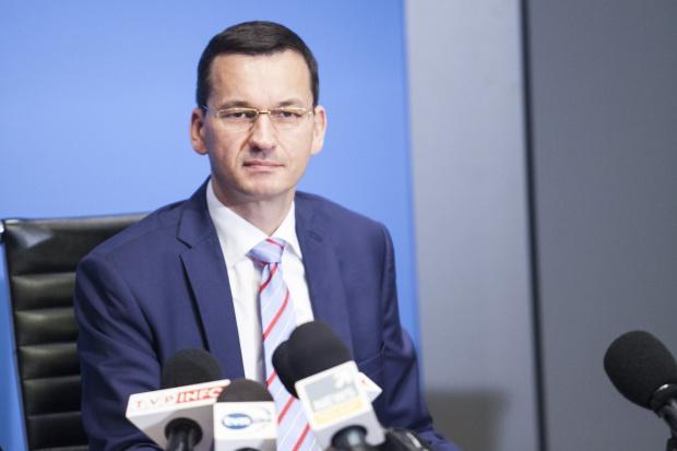 Morawiecki - pierwszy minister finansów łączący funkcje z innym stanowiskiem ministerialnym