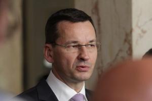 Morawiecki: efektem spotkań w Davos mogą być kolejne inwestycje w Polsce