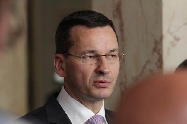 Morawiecki zapowiada pozytywny rozdział rozwoju motoryzacji w Polsce