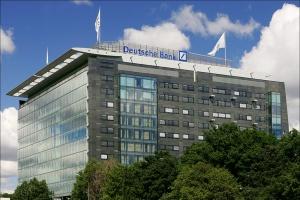 Deutsche Bank w tarapatach? Niemiecki rząd dementuje