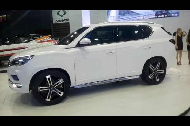 SsangYong stawia na SUV'y