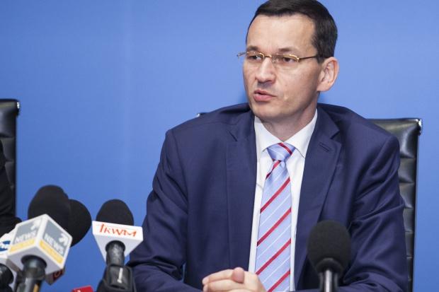 Morawiecki: KE potwierdza, że finanse publiczne w Polsce są w bardzo dobrej kondycji